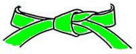 groene band, 6e Gup