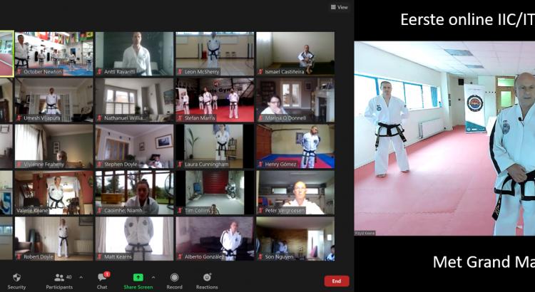 Taekwon-Do seminar